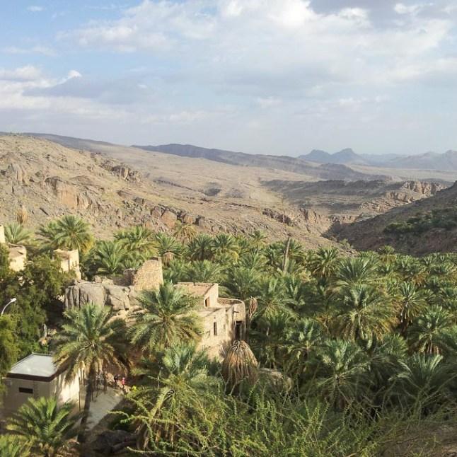 Misfat Al Abriyeen Oman