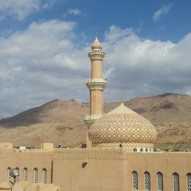 Mosque in Nizwa