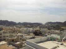 View on Mutrah in Muscat