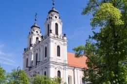 Church in Vilnius