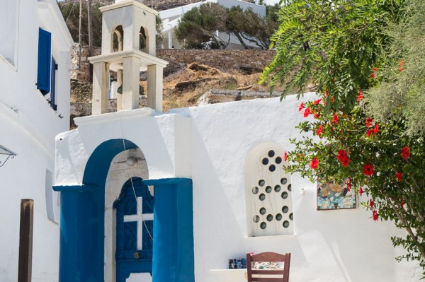 Chapel in Tinos