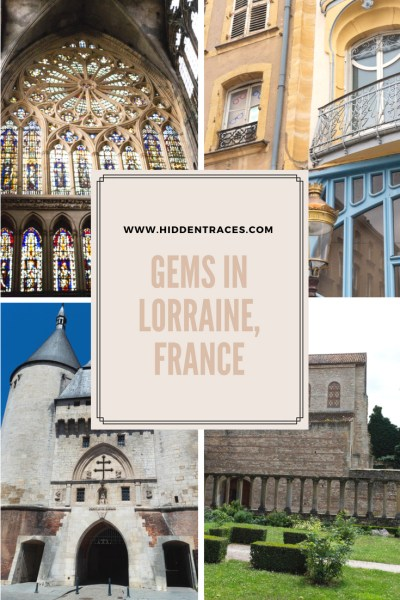 Gems in Lorraine France