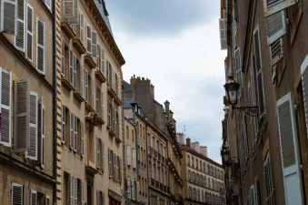 Old town of Metz