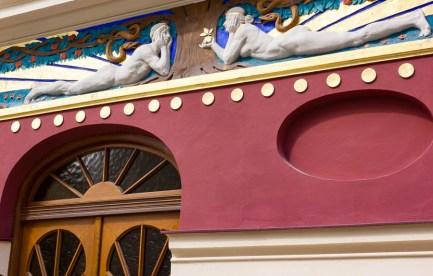 Ainmillerstrasse 22 Munich Adam and Eve