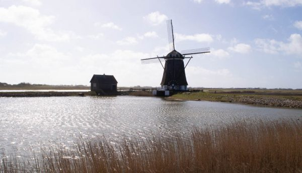 windmill on Texel