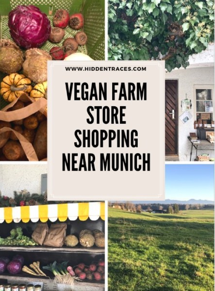 Shop vegan and sustainably at organic farms near Munich!