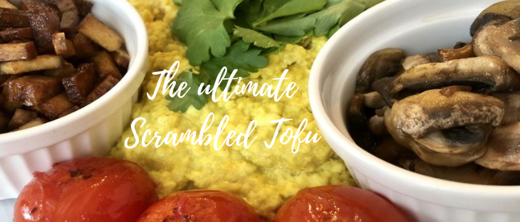 Scrambled Tofu – the ultimate recipe
