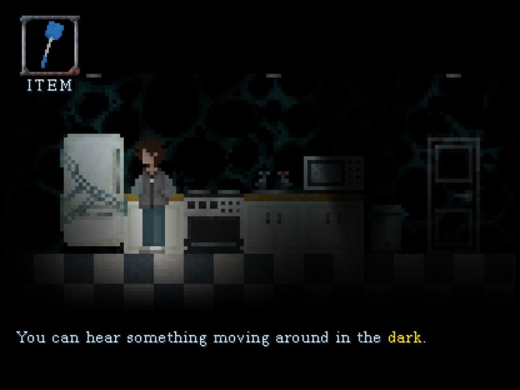 SHUT IN - Dark Kitchen