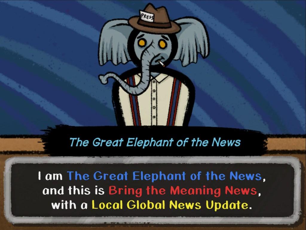 HtW - News Elephant