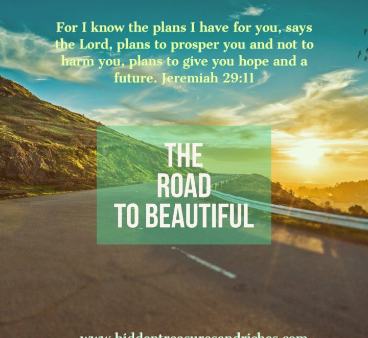 The Road to Beautiful: Embracing God's Purpose for Your Life in Difficult Situations