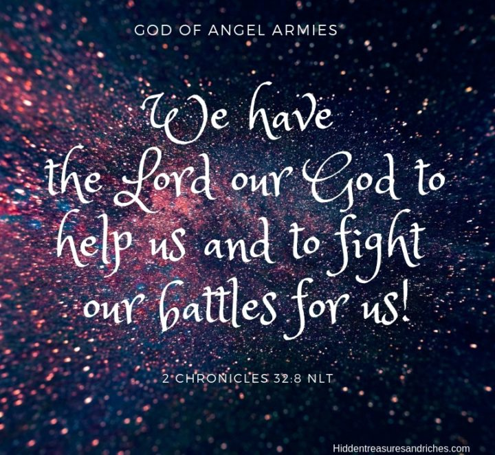 Encountering God by Name: God of Angel Armies