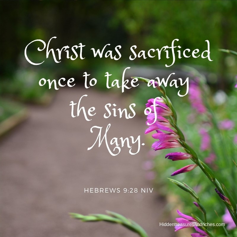 Never Forget the sacrifice of Jesus