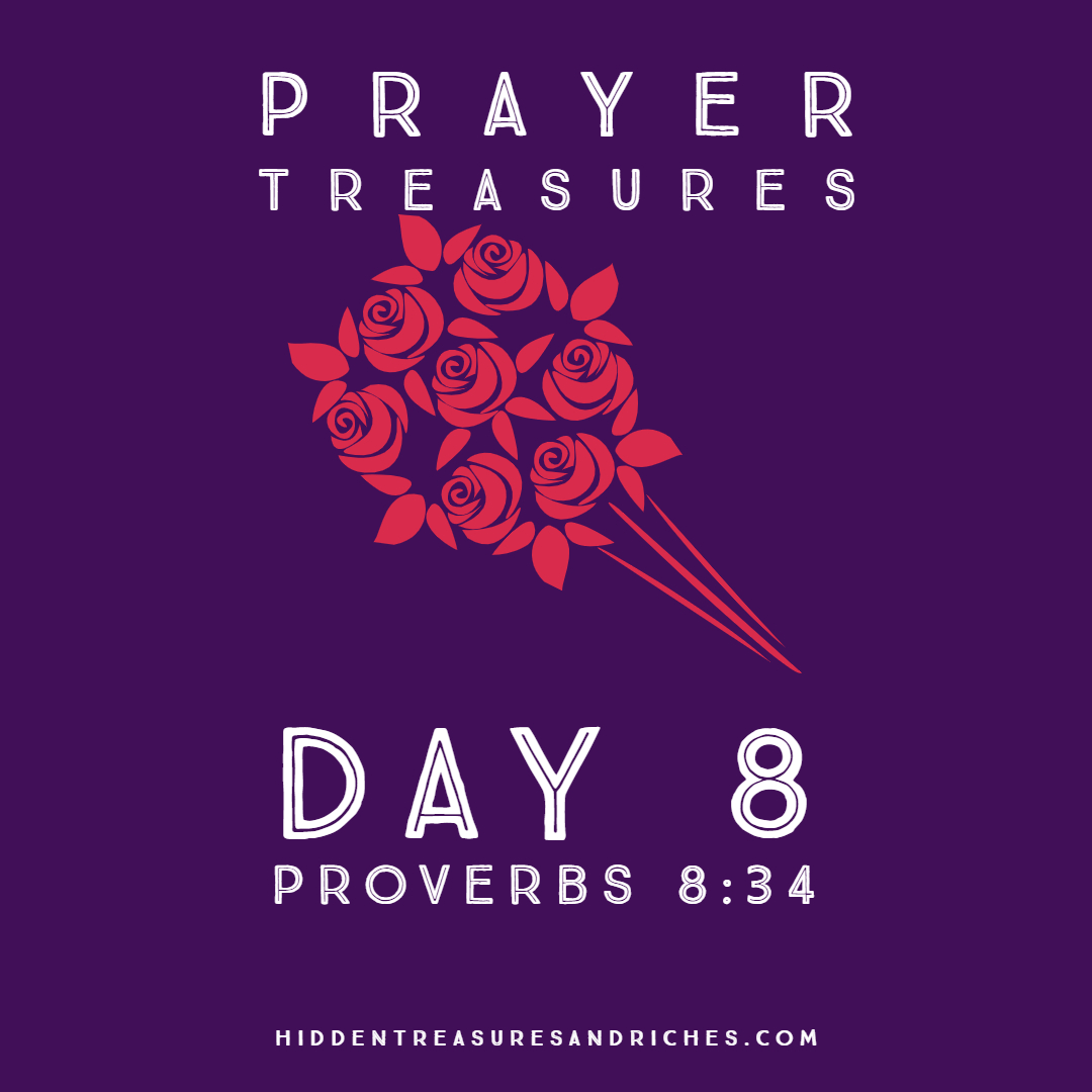 Prayer Treasures Blessed Life