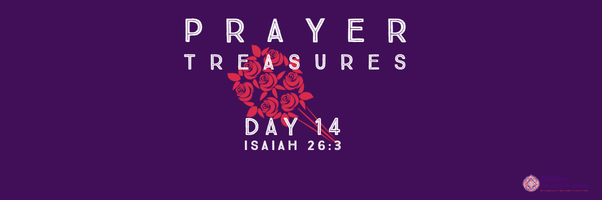 Prayer Treasures- featured Image Peace