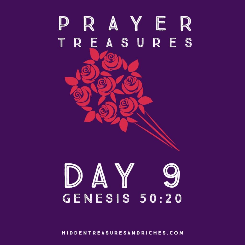 Prayer Treasures Day 9: Grace