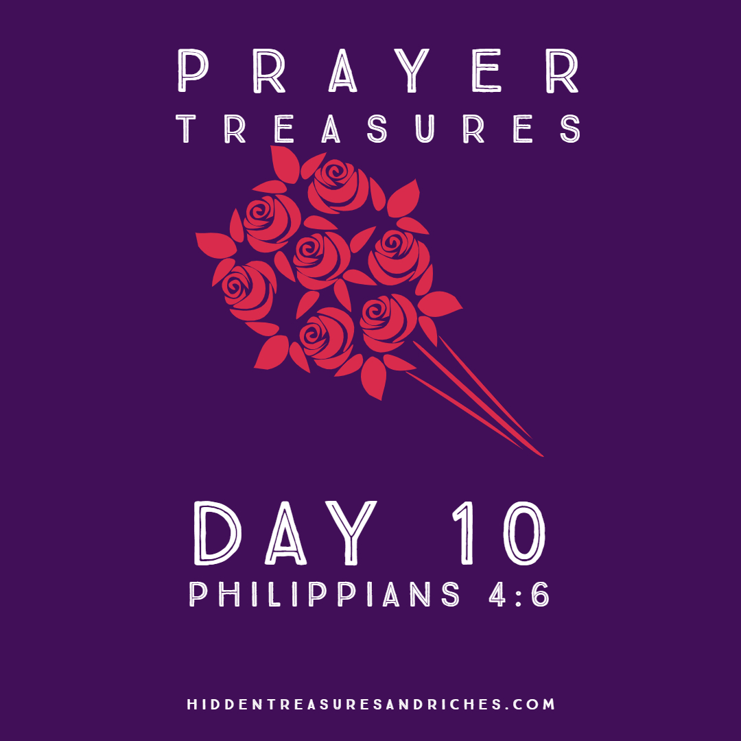 Prayer Treasures-Thankful Friday