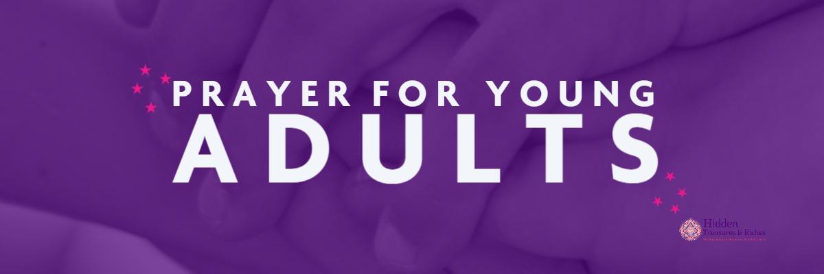 Prayer for Adult Children