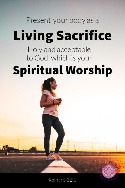 Physical self-care, #1 secret to life-long wellness. Romans 12:1