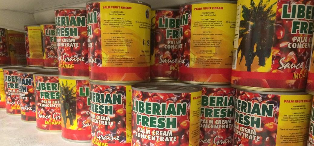 African Caribbean Market Grocery Store Hidden Trenton