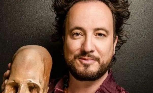 Джорджио Цукалос: Религиите са възникнали след сблъсък с извънземни