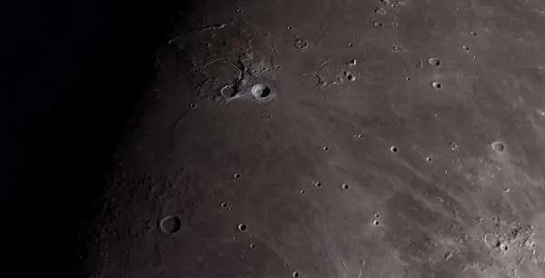 НАСА пусна зашеметяващо 4K видео на Луната (видео)