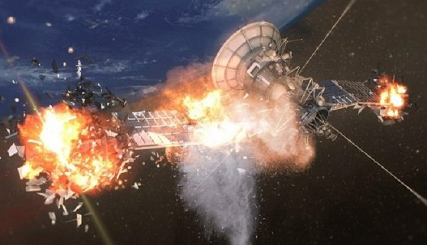 Предстои ли космическа война между Русия, Китай и САЩ?