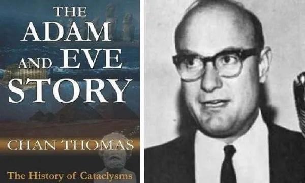 Бившият служител на ВВС на САЩ – Чан Томас, и неговите разкрития за Исус Христос