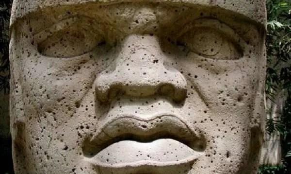 Тайнствената цивилизация на олмеките и огромните базалтови глави