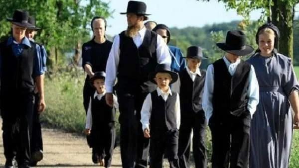 Учените са открили тайната на дългия живот на амишите