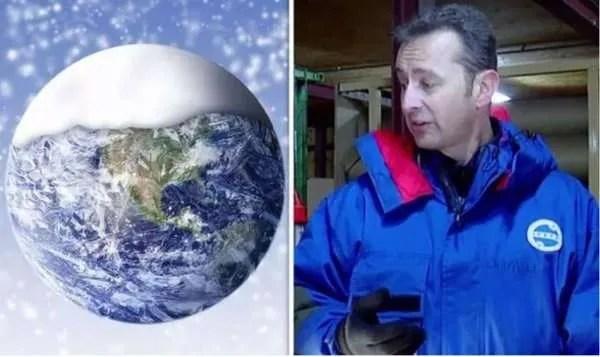 Учен на НАСА прогнозира датата на новия ледников период заради находката в Антарктика