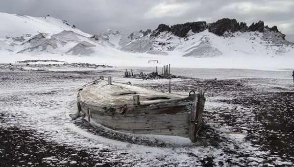 Мистерията на изоставената лодка и липсващия екипаж на остров Буве