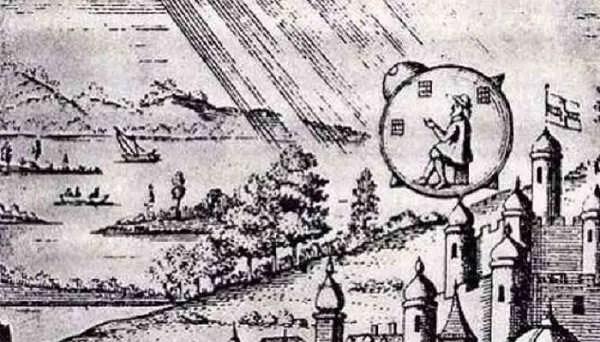Мистерия от 1790 г. – катастрофа на НЛО или пътешественик във времето