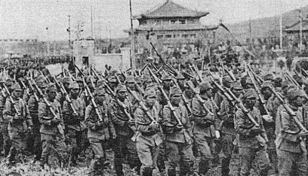 Тайнственото изчезване на 3000 войници от китайската армия при Нанкин