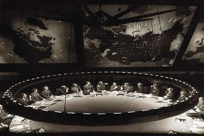 На Остров Буве е открита централата на Новия Световен Ред