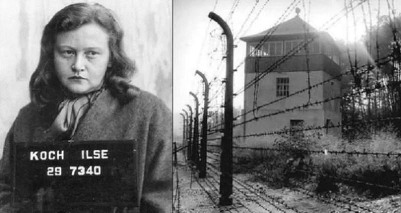 Чудовището от Бухенвалд : Илзе Кох и любовта и към човешката кожа