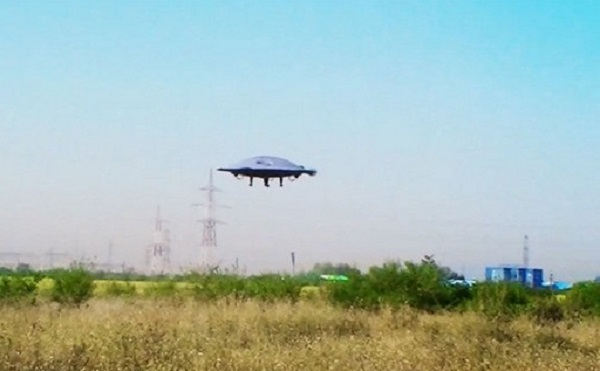 Румънски учени изобретиха дрон, летящ в стил на НЛО