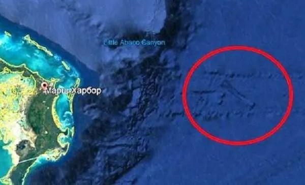 Скот Уоринг твърди, че е открил огромна подводна извънземна база