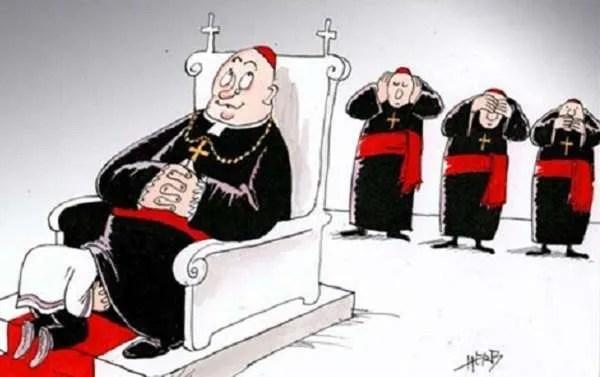Религиите имат друга, по-тъмна страна – педофилията в църквата