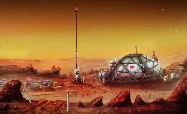 Планът на Корольов да прати хора на Марс през 70-те години