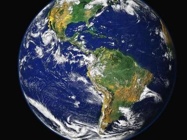 Какво ще сполети Земята , когато някой ден спре да се върти