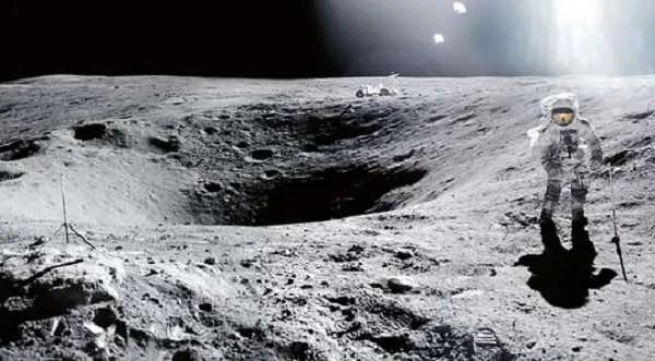 Майк Пенс: През 2024 г., САЩ изпраща отново астронавти на Луната!