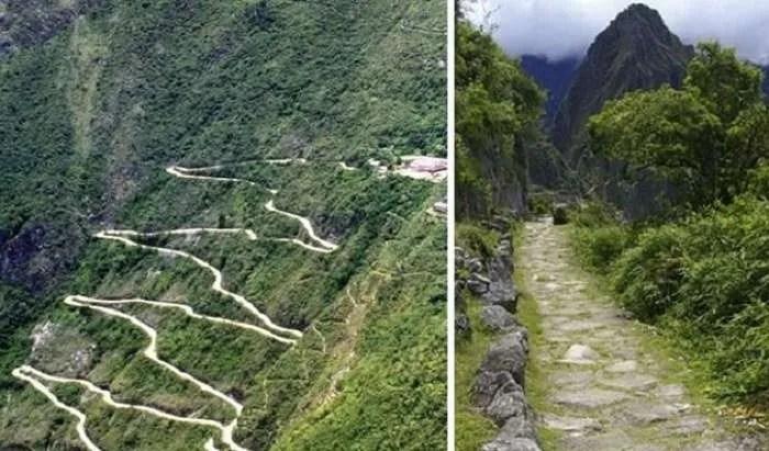 Само за 100 години, инките изградили над 40 хиляди км пътища