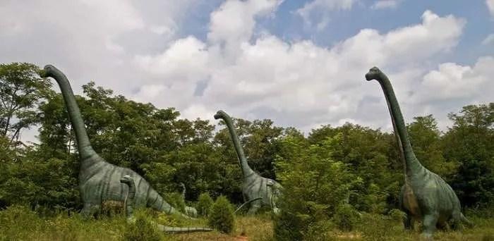 Геолог разбра защо динозаврите са били толкова големи