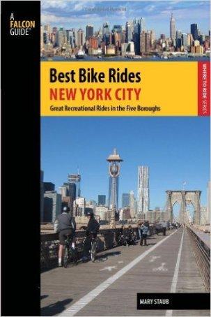 """Staub, Mary """"Best Bike Rides New York City"""""""