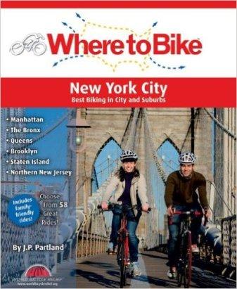 "Partland, J. P. ""Where to Bike New York City"""