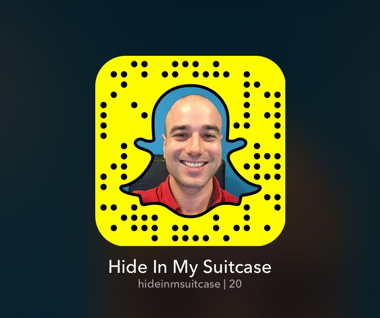 Username: Hideinmsuitcase (No y! There was a limitation in the maximum characters used! Tssssss!)