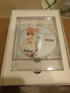 Clannad English Disc