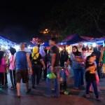 ランカウイ島 No.3 クアタウンのナイトマーケット Langkawi, Malaysia -Night Market at Kuah Town-  Hidemi Shimura