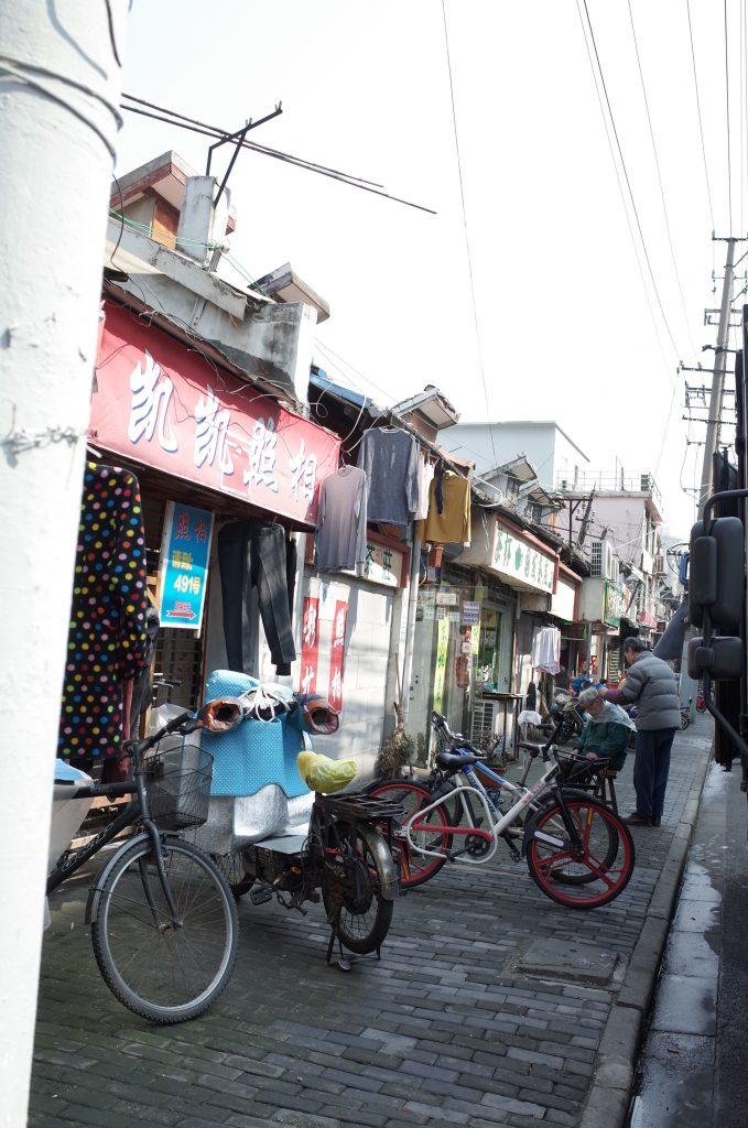 上海昼のお散歩編と家探しの思い出   Hidemi Shimura
