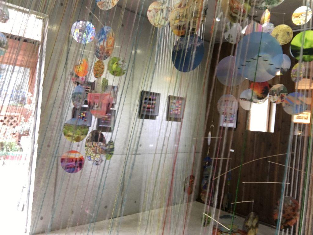 個展 「パラレルワールド -Parallel World-」@gallery fu 開始しました  Hidemi Shimura